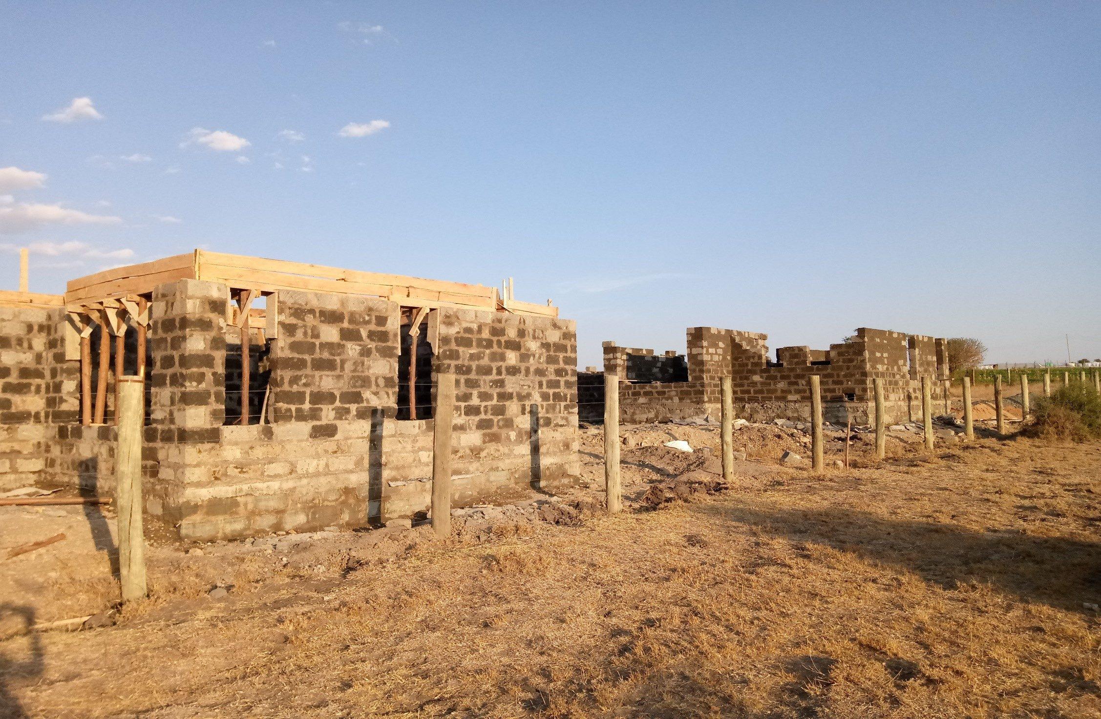 Enkavilla Begins Ground Breaking for Sh1.7bn 290 homes at Isinya