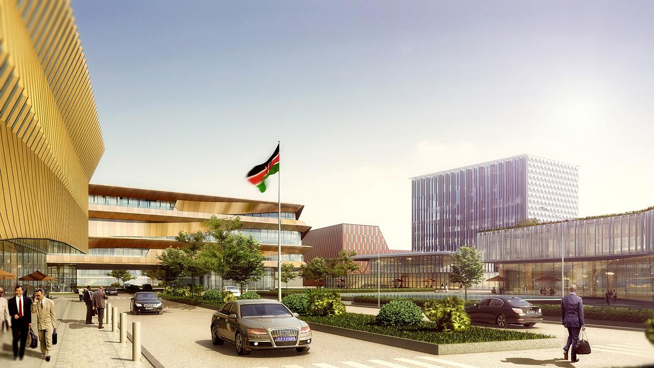 Investing in the Future – Enkavilla Konza Phase II