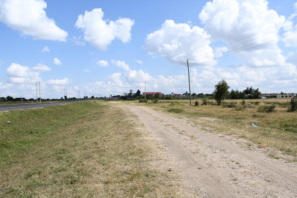 Enkavilla Isinya - Commercial Land (5acres) at Nairobi-Namanga Highway  for Kes7.50M/acre