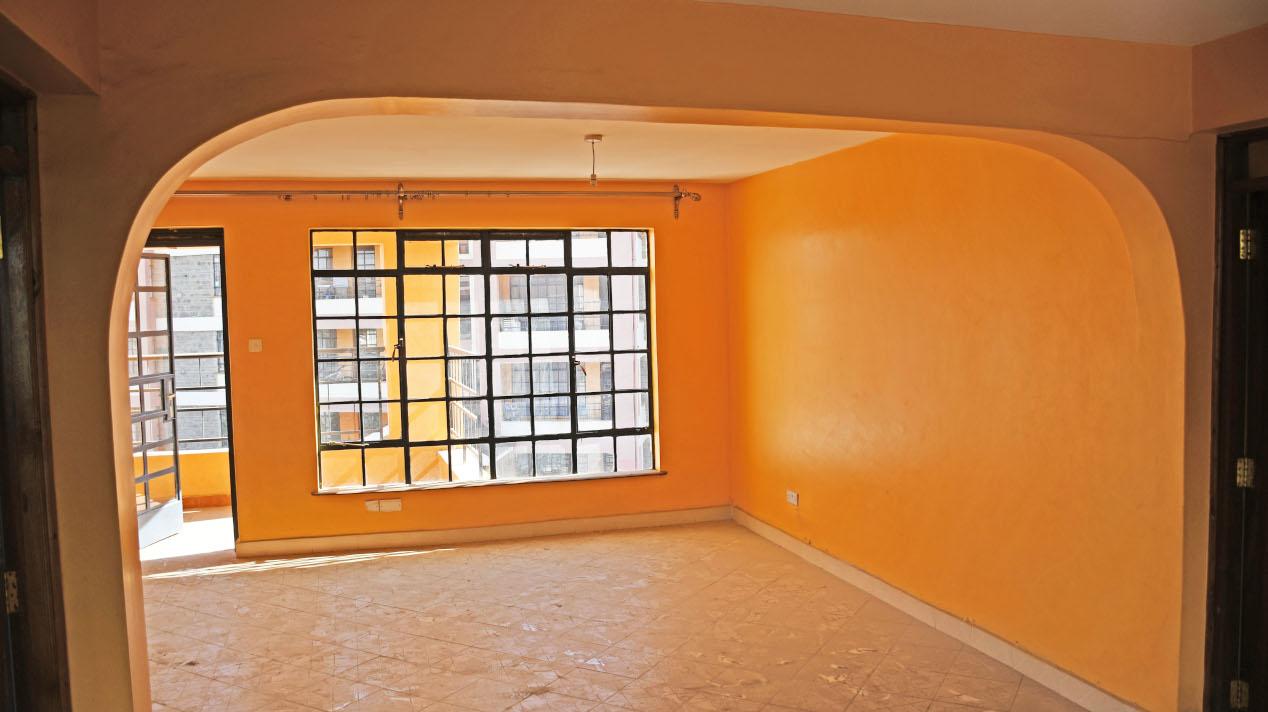 Rare Quality & Style apartment at Makueni Road, kileleshwa for Kes80,000 Kes4BR