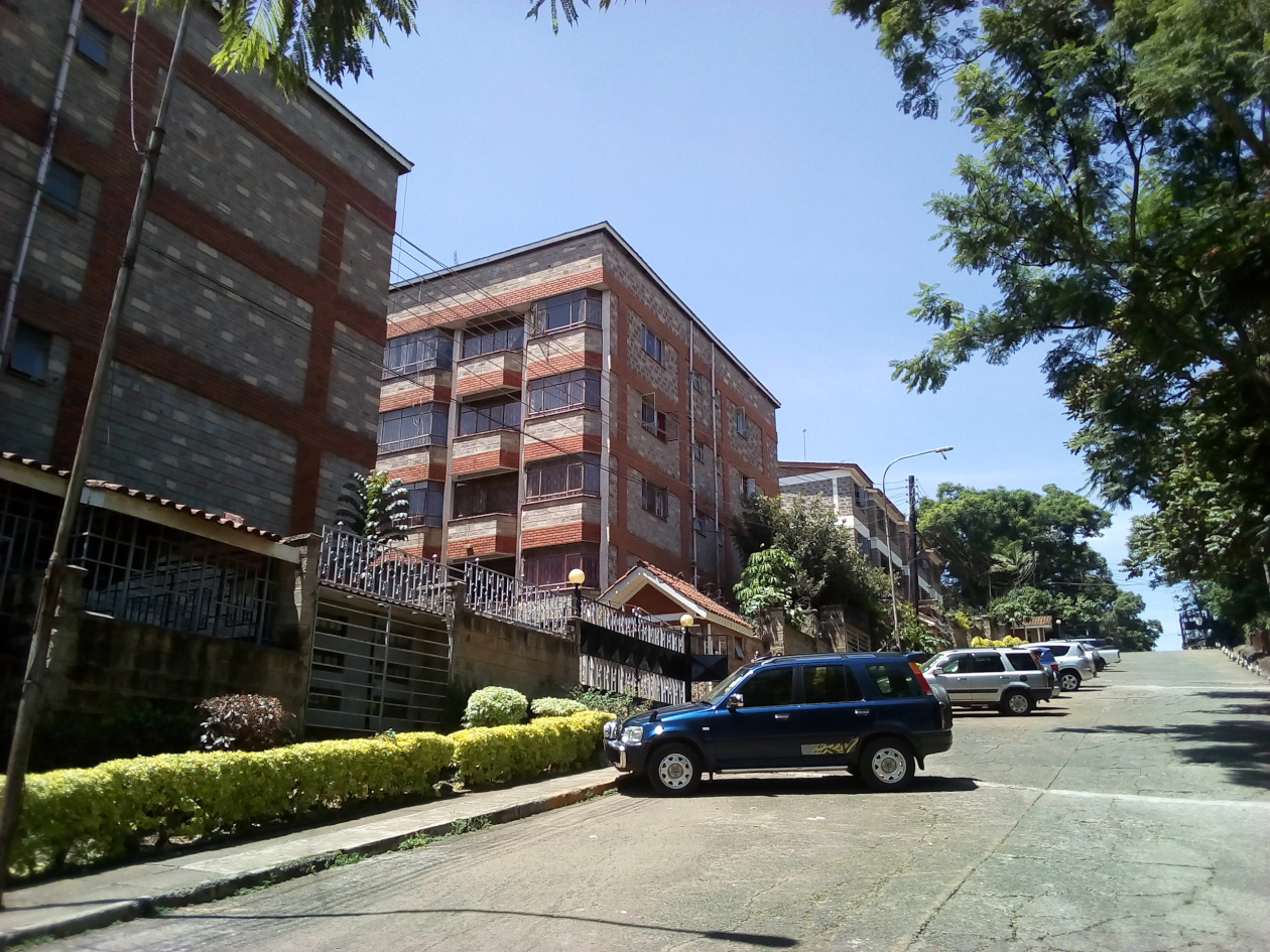Spacious apartments at Westlands for Kes80,000 per month