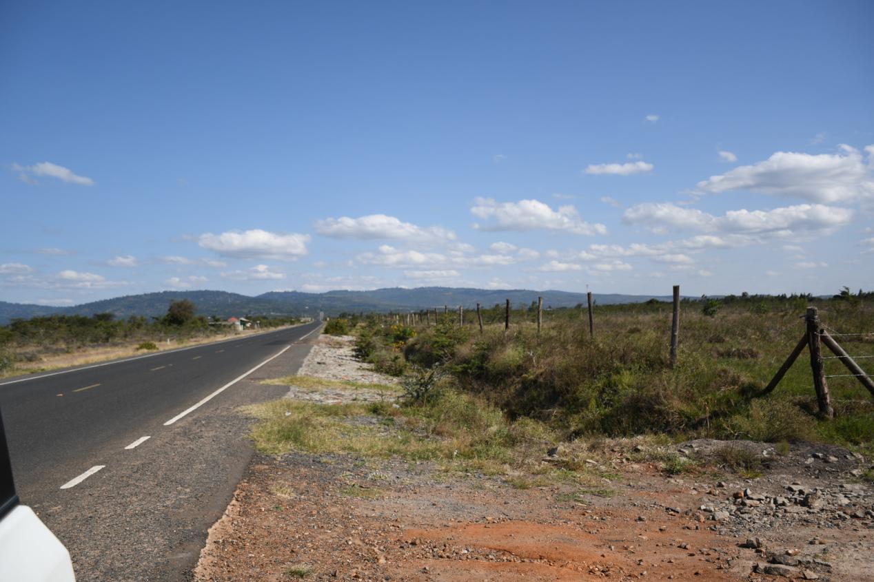 Why should consider investing along Kangundo Road.